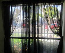 1PC BEAUTIFUL DOOR WINDOW TULLE VOILE CURTAIN DRAPE PANEL SHEER SCARF VALANCES