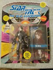 Star Trek The Borg the Next Generation Space the Final Frontier Figure Unopened