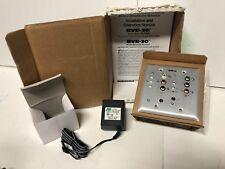 AudioControl Active-Balanced BVD-30 Wall-Mount Component Analog Audio Receiver