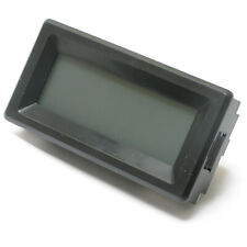 Digital Panel Meter, 0 - 20 Volt DC , LCD