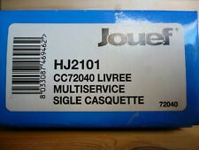 Jouef  HJ2101_ Diesellokomotive Baureihe CC 72040  _ SNCF _  NEU in OVP