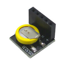 1PC DS3231 3.3V/5V High Precision Battery Memory RTC Module d
