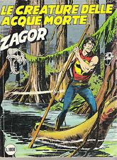 ZAGOR n°343 Collana Zenith (ZAGOR n° 292)