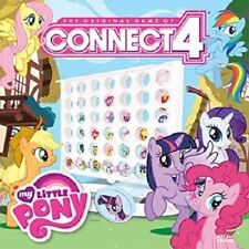MY LITTLE PONY CONNECT FOUR game LIMITED EDITION EUC