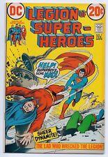 Legion of Super Heroes 1 VF/NM 9.0 Bronze Age