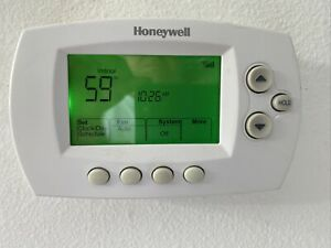 Honeywell RTH6580WF Wi-Fi 7-Day Programmable Touch Screen Thermostat