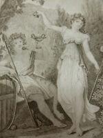1828. Curiosa. Ardant du Picq. Poésies érotiques et autres