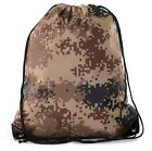 Camo Drawstring Tote Backpack   Wholesale Cinch Bags for Hunting,Hiking,Parties