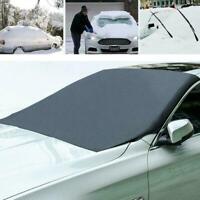 Magnetische Auto Windschutzscheibe Schneedecke Winter Eis Frostschutz E7J6
