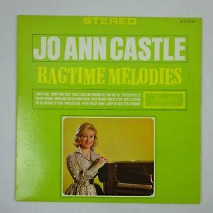 Jo Ann Castle Vinyl LP Ragtime Melodies