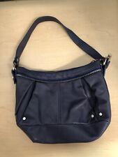 Ted Baker Women's Purple Leather Small Shoulder Bag Handbag #62E