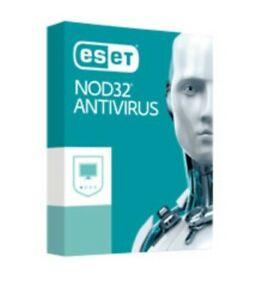 Eset NOD32 Antivirus 1 pc 1 year (OEM)