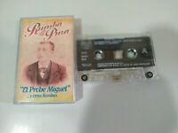 Rumba Pura el Probe Miguel y otras Rumbas 1999 - Cinta Tape Cassette