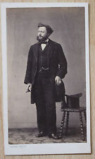 Pierre Petit / Inconnu Carte de visite Vintage / Photo