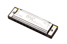Fender 0990701004 ® Blues Deluxe Harmonica, Key of D