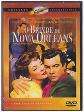 TOAST OF NEW ORLEANS (O BRINDE DE NOVA ORLEANS) (DVD, Bilingual)