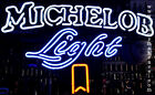 Michelob Light Neon