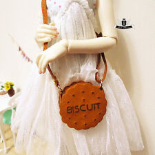 BJD Bag 1/3 1/4 1/6 Supper Dollfie DOA AOD DD DK Hand bag Embroidery Cookie Bag