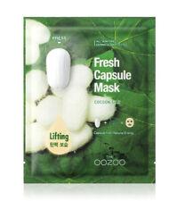 THE OOZOO Fresh Capsule Mask Cocoon Silk Moisture Firming Mask Korean skincare