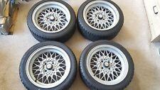 4x100 15x7 15x6 et13 BBS Mahle wheels powder coat work volk rays enkei ssr jdm
