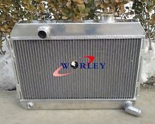 Aluminum Radiator For 68-73 Datsun 510 521 620 Pickup 1.6 L4 1968 1969 1970 1971