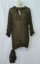 Long Sleeve Maternity Tops and Shirts Singlepack Blouses