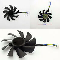 Graphics Card Cooling Fan T129215SH 4Pin for GeForce GTX 1060 Mini 3GB ITX