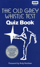 The Old Grey Whistle Test Quiz Book by Ebury Publishing (Paperback, 2012)