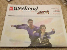 TORVILL & DEAN interview BOLERO UK 1 DAY ISSUE 2014