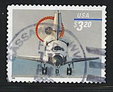 Scott #3261 Used Priority Mail Space Shuttle Landing
