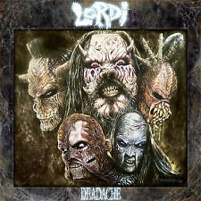 Deadache by Lordi (Finland) (CD, Oct-2008, The End)