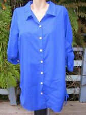 Millers Button Down Shirt Machine Washable Casual Tops & Blouses for Women