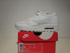 Nike Air Max 1 White/White - White US6(wmns)/UK3.5/EUR36.5 Atmos,90,98,Animal,97