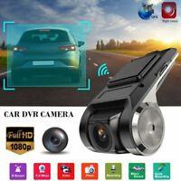 Mini 1080P HD Wifi Car DVR Camera Video Recorder Dash Cam Night Vision G-sensor