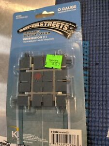 K-Line Superstreets Intersection 6-21286  Lionel