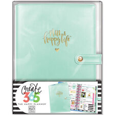 Me And My Big Ideas Create 365 Collection Planner Deluxe Cover Mini Mint