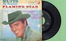 ELVIS PRESLEY / Flaming Star / RCA EPA 30-410 Press Italy 1958 EP VG
