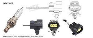 NGK NTK Oxygen Lambda Sensor OZA73-F2 fits Ford Laser 1.6 i (KJ)