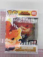 Funko Pop! Endeavor My Hero Academia Gamestop Exclusive MHA #495 B04