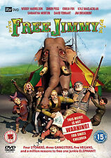 FREE JIMMY (Simon Pegg) - DVD - REGION 2 UK