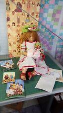 Mirte & Club Kleine Dolls Annette Himstedt w/ Both Box Vintage 1999 Coa Catalog