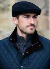 Mucros Weavers Irish Wool Trinity Flat Cap - Hat Made in Ireland