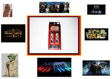 Star Wars Episode 1, Fork and Spoon Set. Zak Designs. Brand New. USA SELLER.