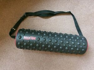 Rocktape Foam Large Roller with Carry Strap and Storage Inside