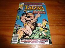 TARZAN #1 Marvel Comics 1977 VF/NM 9.0