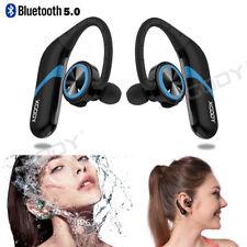 New listing Xgody Wireless 5.0 Earbuds Headphone Sports Running Mic Headsets Ear-Hook Us