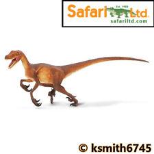Safari VELOCIRAPTOR solido in plastica giocattolo JURASSIC Dinosaur RAPTOR * NUOVO * 💥