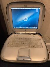 iBook G3 Clamshell Graphite 366Mhz, 320Mb, 60Gb, AirPort | M2453