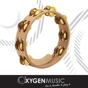 MEINL Artisan 10 Inch Maple Tambourine Brass Jingles