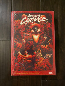 Brand New Sealed! Absolute Carnage Omnibus Venom Donny Cates